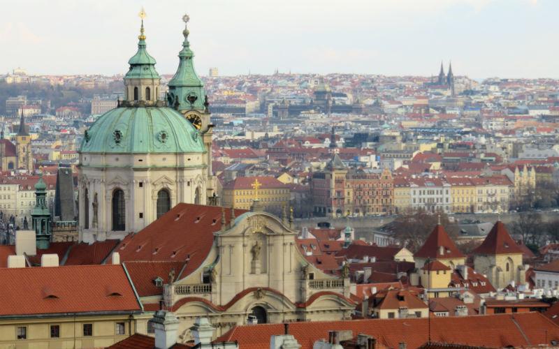 Praga en dos días