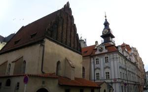 Sinagoga Vieja Nueva