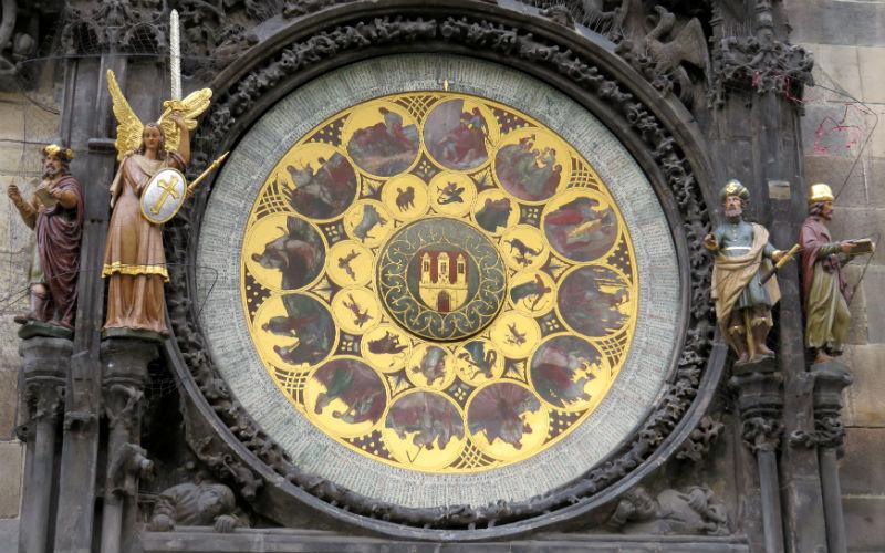 Calendario del Reloj Astronómico