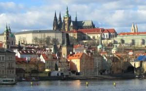 Monumentos de Praga - Castillo