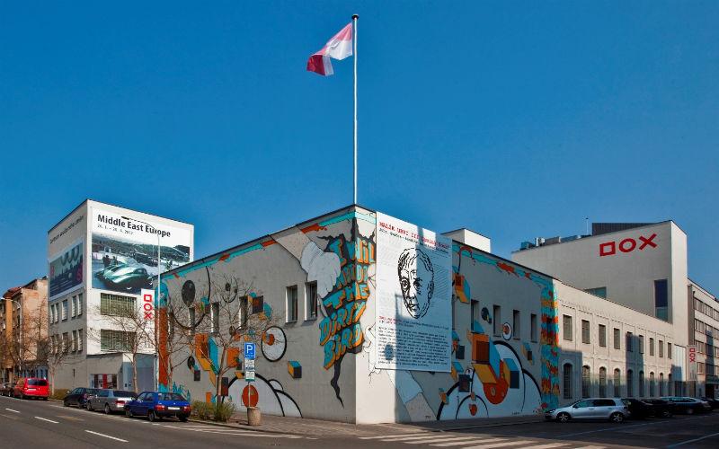 Centro d'arte contemporanea DOX