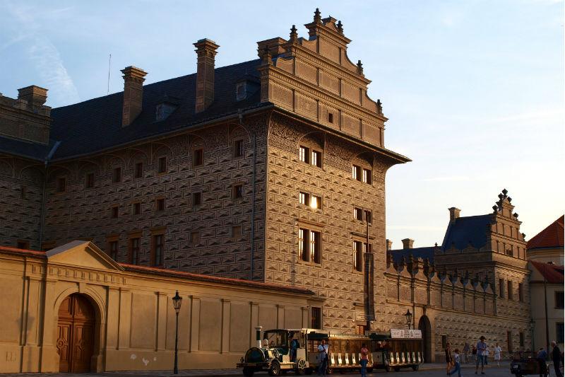 Galería Nacional de Praga