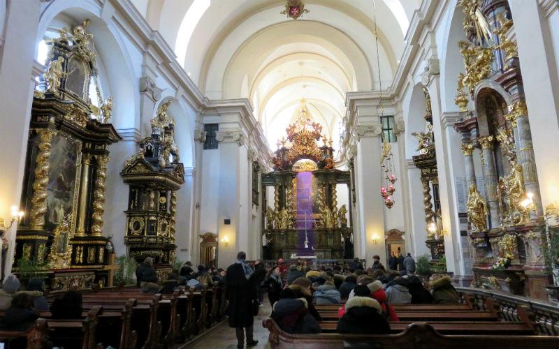 Iglesia de la Virgen de la Victoria
