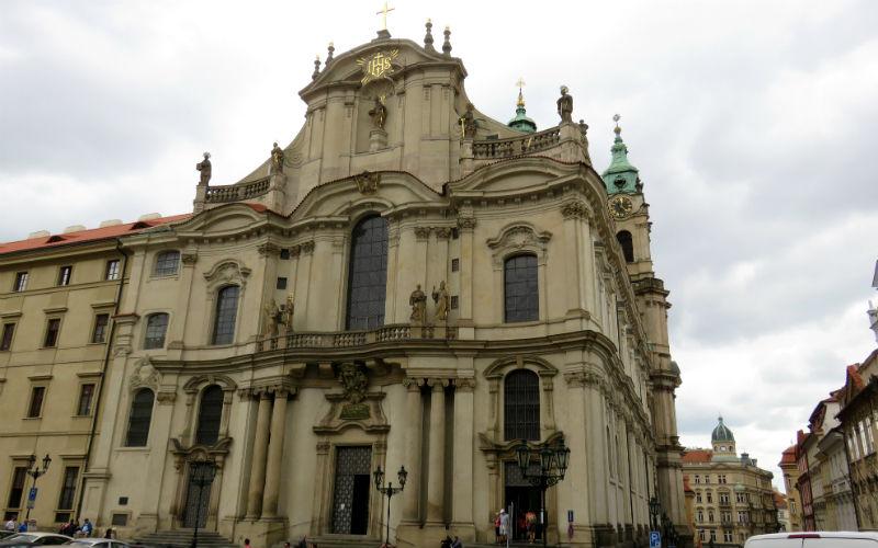 Iglesia de San Nicolás de Malá Strana