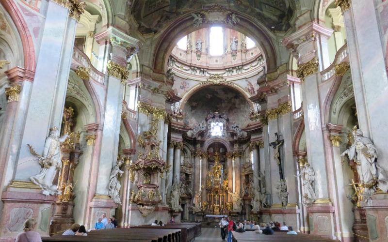 Praga Chiesa di San Nicola