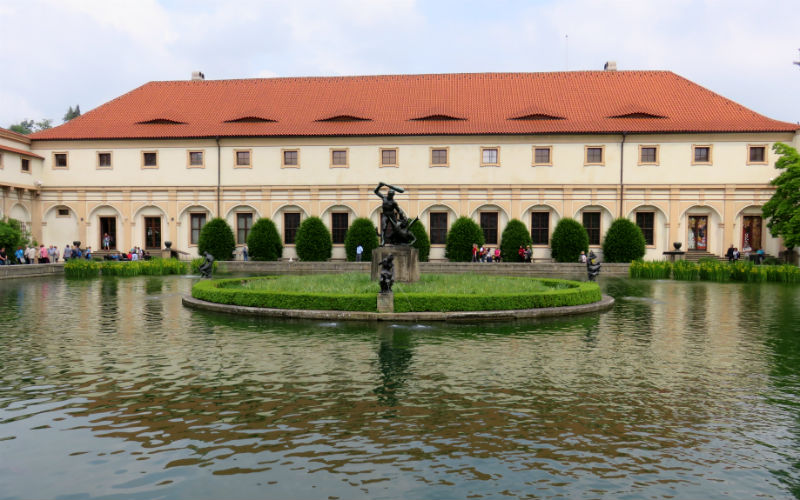 Jardines de Wallenstein