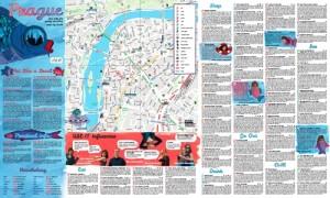 Mapa de Praga Use It