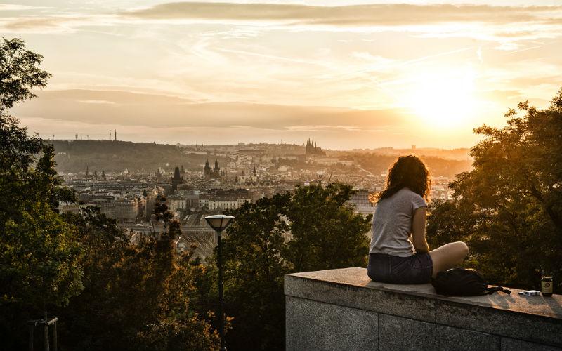 Parques y jardínes de Praga