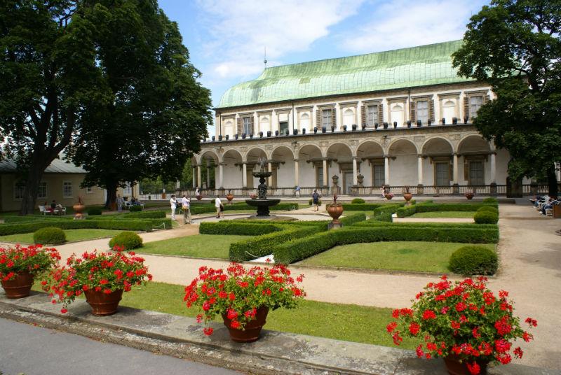 vecchio palazzo reale praga